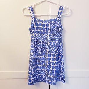 Vineyard Vines Toddler Girls 2T  Dress Sea Print